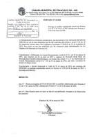 Portaria nº 14/2021 - Prorroga até dia 04/04/2021 as medidas estabelecidas na Portaria nº 12/2021.